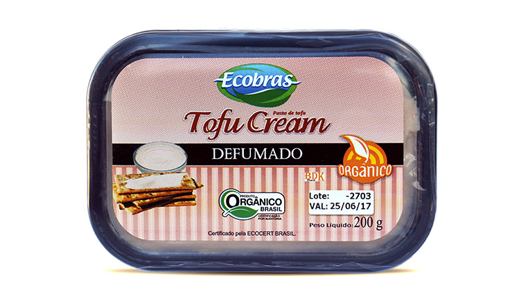 Tofucream Defumado